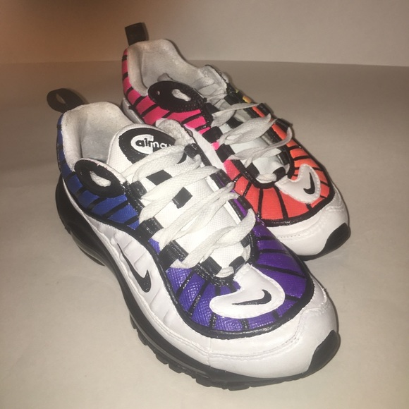brand new 3b86f 67c02 Customer painted air max 98 size 6